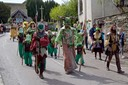Green Man Procession